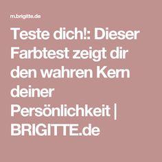 Teste dich!: Dieser Farbtest zeigt dir den wahren Kern deiner Persönlichkeit | BRIGITTE.de