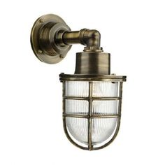 David Hunt Crewe Outdoor Wall Light Antique Brass The Crewe Outdoor Wall Light is a solid brass fitting with an antique brass finish rat Front Door Lighting, Porch Lighting, Exterior Lighting, Home Lighting, Outdoor Garden Lighting, Outdoor Walls, David Hunt, Light Sensor, Light Fittings