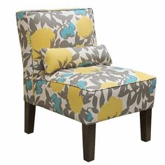 I pinned this Aegean Accent Chair from the Cool, Calm & Collected event at Joss and Main!