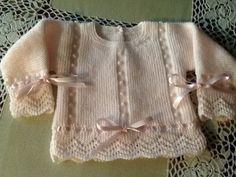 Crochet Socks Pattern, Baby Cardigan Knitting Pattern, Baby Afghan Crochet, Baby Knitting Patterns, Kids Dress Clothes, Crochet Dress Girl, Baby Girl Patterns, Baby Sweaters, Baby Dress