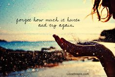 try again life quotes /positive quotes/ inspirational quotes