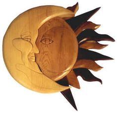 Intarsia are mosaics made of pieces of inlaid wood. This mosaic form is enjoying an insurgence of popularity in contemporary art. To const. Art Beat, Wood Sculpture, Sculptures, Intarsia Wood Patterns, Wooden Roses, Puzzle Art, Intarsia Woodworking, Wood Carving Art, Into The Woods