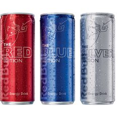 The Red Bull Special Editions