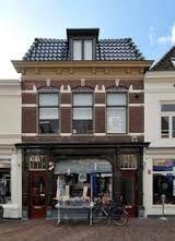 Firma Schwitzner, fournituren, Krommestraat.