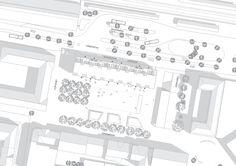 jaja architects - Torghallen