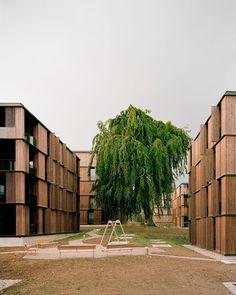 E2A Piet Eckert und Wim Eckert Architekten - Escherpark