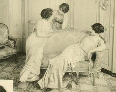 Les Createurs de La Mode 1910 - 57 by CharmaineZoe, via Flickr