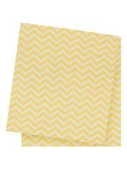 George Home 2 Pack Lemon Chevron Fitted Sheets - Cotbed Patterned Sheets, Picnic Blanket, Outdoor Blanket, Yellow Chevron, Star Nursery, Moses Basket, Baby Nursery Furniture, Asda