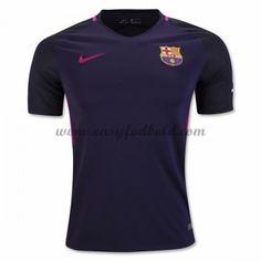 Fodboldtrøjer La Liga Barcelona 2016-17 Udebanetrøje