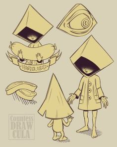 a bit of evil in each of us - [Little Nightmares] by countessdrawcula