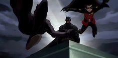 The Bat Fam in 'Batman: Bad Blood'