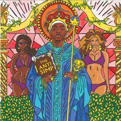 Artwork For @GLCtheism #AntiSimp!  http://www.datpiff.com/GLC-The-Anti-Simp-mixtape.380333.html