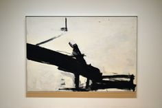 Monitor by Franz Kline Museum of Contemporary Art. Abstract Art Painting, Abstract Expressionism, Art Painting, Diy Abstract Canvas Art, Franz Kline Painting, Museum Of Contemporary Art, Abstract Art, Art, Abstract