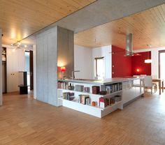 Este edificio de viviendas en Berlin es obra del estudio KADEN/KLINGBEIL arkitekten.