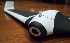 Parrot's New Fix-Wing Drone Is a 50 MPH Party in the Sky
