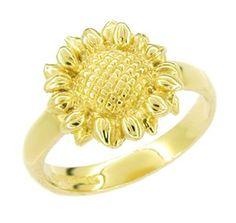 Sunflower Ring...