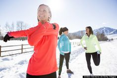 Pourquoi continuer à faire du sport en hiver? Sept bienfaits de l'exercice physique dans le froid.