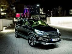 honda cr v uk 2015