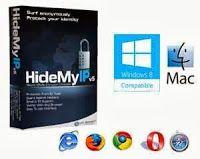 hide my ip. it's all here: http://www.hide-my-ip.com/