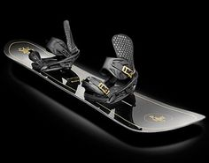 Now thats how a snowboard should look . . . . not that im condoning snowboarding. Now make me ski's that look as cool!