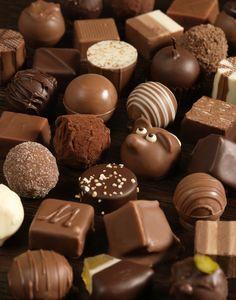 Chocolate Truffles. Travel and enjoy in chocolate: www.smart-travel.hr/en/