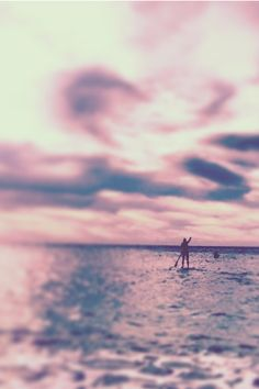 paddleboarding that's right