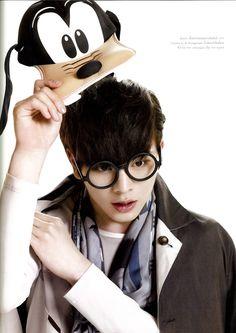 Sung Jae - Ceci Magazine August Issue 13