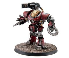 A new Castellax variant up for pre-order, armed with a Multi-melta and Powerblades. http://www.forgeworld.co.uk/New_Stuff/CASTELLAX_BATTLE-AUTOMATA_WITH_MULTI-MELTA.html