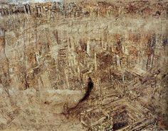 Anselm Kiefer on ArtStack - art online Anselm Kiefer, Gerhard Richter, Collage Art Mixed Media, Abstract Art, Abstract Paintings, Water Lighting, Weird Creatures, Art World, Online Art