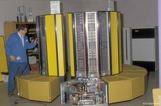 Installation of the supercomputer Cray X-MP/28