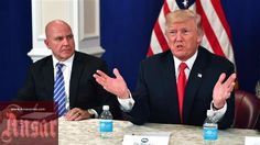 Paris deal bad for environment, come forward with new one: McMaster  http://ansarpress.com/english/8737  #US #Donald_Trump