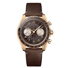Omega - Speedmaster Chronoscope | Time and Watches | The watch blog Omega Speedmaster, Omega Co Axial, Watch Blog, Bezel Ring, Everyday Items, Sport Watches, Gold Watch, Chronograph, Omega Watch