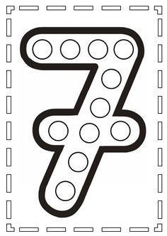 Le chiffre 7