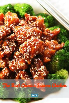 Crispy chunks of deep-fried battered chicken in a sweet, sour, and savory glaze packed with sesame flavor. The Chinese take-out classic, made in your own kitchen.