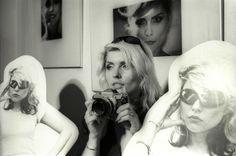 Martyn Goddard: Blondie, cutouts