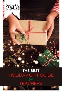 It's time to fill your online shopping carts with gifts for your favorite teacher friends or yourself! Check out this blog post for my favorite Amazon finds that are perfect for the classroom or for your own teacher style. #TheCreativeClassroom #Christmas2020 #HolidayShopping #ShoppingOnline