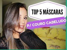 TOP 5 MÁSCARAS P/ COURO CABELUDO- JOICE MAGALHÃES