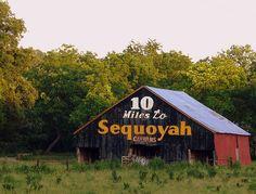 10 Miles to Sequoyah Caverns by SeeMidTN.com (aka Brent), via Flickr