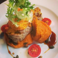 ♥ 14 — Vegan for real Dreierlei vom Kürbis #vabrique #lunch #lecker #moritzplatz #mittagstisch #kreuzberg