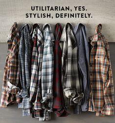 UTILITARIAN, YES. STYLISH, DEFINITELY.