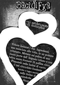 Baci di Eva Vegan-in-Italy | Ricette Veloci