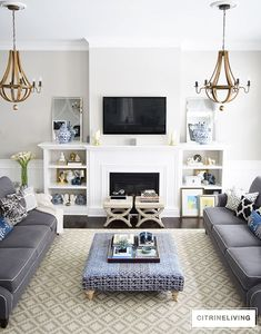 How To Quickly And Easily Create A Living Room Furniture Layout? Le Living, My Living Room, Home And Living, Living Room Furniture Layout, Living Room Designs, Home Furniture, Furniture Storage, Cheap Furniture, Outdoor Furniture