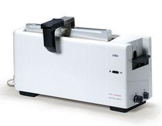 BRAUN Toaster HT180 | Ludwig Littmann 1992 | W.380 D.110 H.185mm