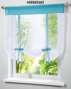 German New Wave Blinds Fashion Stitching Colors Living Room Balcony Tieblinds Window Curtain Kitchen Window Curtains, Home Curtains, Modern Curtains, Curtains With Blinds, Panel Curtains, Tulle Curtains, Cheap Curtains, Sheer Drapes, Homes