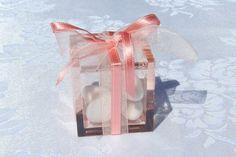 scatolina in plexiglass/plexiglass box