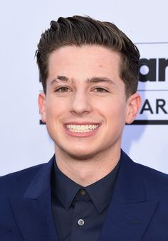 Charlie Puth at 2015 Billboard Music Awards...