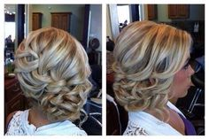 Good for prom hair