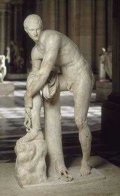 Parcours : La sculpture grecque – A la conquête du corps humain | Musée du Louvre | Paris