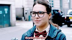 Osgood is a Time Lord. I want to believe she is Romana
