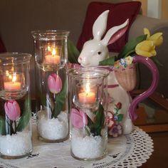 Zuhause für Ostern_1 - Ostern dekoration
